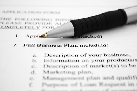 Business plans templates for free